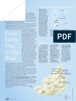 Four Islets Out in the Blue
