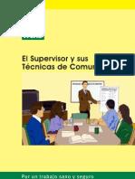 El Supervisor y Sus Tecnicas de Comunicacion