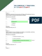 LEGISLACION COMERCIAL Y TRIBUTARIA Evaluaciones Corregidassssssssssssssssss
