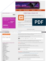 Www Ubuntu Guia Com 2011 07 Instalar Xampp en Ubuntu HTML
