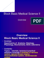 Block Basic Medical Science III 2010