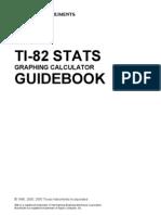 TI-82 STATS