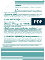 What You Should Know About The Male Condom (Spanish).pdf