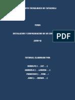 Instalación de un servidor FTP en Microsoft Windows