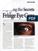 Exposing the Secrets of Fringe Eye Care-Bates Mehtod