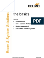HVAC_Room&System Solutions - VAV Basics PM4 En