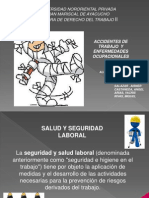 Expo Laboral Accidentes de Trabajo