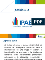 Sesión 1.- Introducción IC