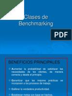 Clases de Benchmarking