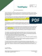 Siemens - Techtopics32rev1 - Capacitor Switching Applications