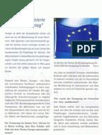 Europatag Wirtschaft