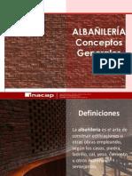 albañileria inacap 2013