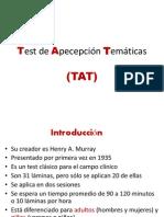 Test de Apecepción Temáticas (TAT)