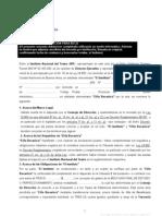 Convenio Beca de Estudios 12.12