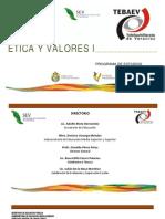 Etica y Valores i