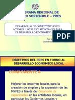 Desarrollo de Capacidades Municipales