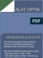 Alat optik (Mata)