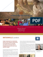 CRLA 2012 Annual Report Preview
