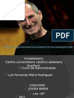 APRESENTAÇÃO PALESTRA MOTIVAÇÃO COACHING