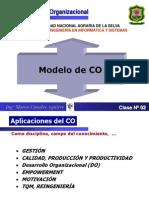 02 Clase Modelo CO
