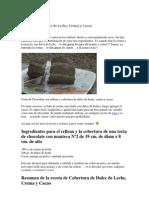 Cobertura de Dulce de Leche.docx