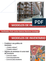 Investigacion de Operaciones - Tema 2 - Inventarios Eoq