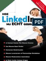 Hoe Linkedin Nu ECHT Gebruiken NL Light Versie