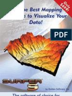 Golden Software Surfer 9