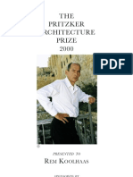 [Architecture eBook] Rem Koolhaas