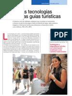Turismo y Tecnologia Foro de Tecnicas de Guiar