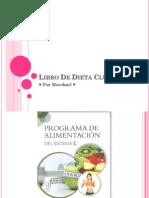 Libro de Dieta Club