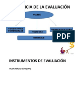 132893226 Importancia de La Evaluacion