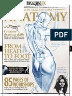 ImagineFX 2010 Anatomy