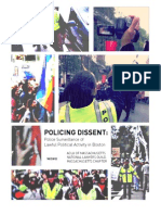 Policing Dissent 101812