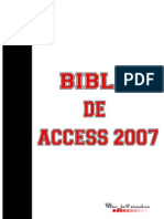 Office - Access 2007