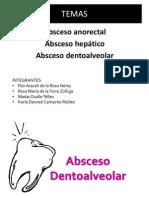 Absceso dentoalveolar