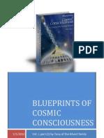 Blueprints Of Cosmic Consciousness Book 1