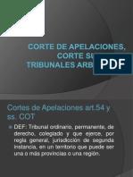 8.Cortes Apelaciones_Corte Suprema_Tribunales Arbitrales