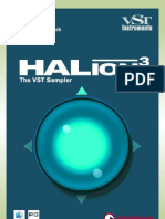 HALion 3 Manual