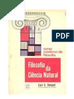 62684120 Hempel Filosofia Da Ciencia Natural