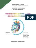 FUNDAMENTO FILOSOFICO Y PSICOLÓGICO DE UN PROYECTO DE VIDA