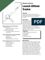93Rockets Launch Altitude Tracker