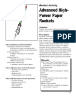 94Rockets Adv High Power Paper