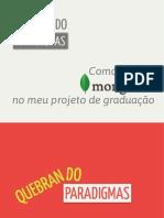 Como eu usei MongoDB no meu projeto de graduação
