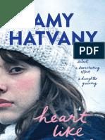 Amy Hatvany - Heart Like Mine (Extract)