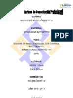 Sistema de Inyeccion PLD