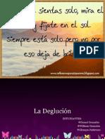 La Deglucion