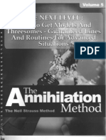 Neil Strauss - The Annihilation Method