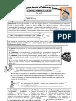 Organizacion Politica Economica y Social Del Virreynato