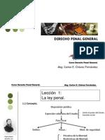 Derecho Penal General 180413
